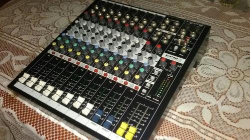 consola soundcraft epm8