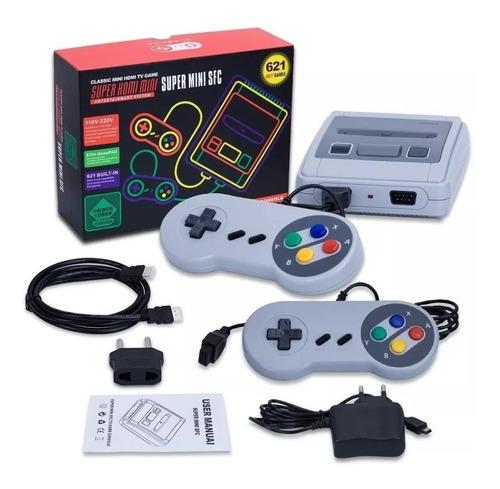 consola super mini hd retro 621 juegos mario bros
