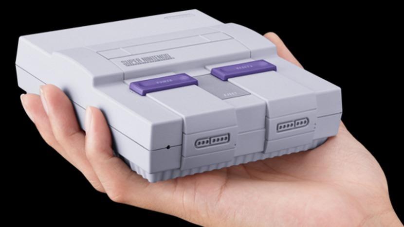Consola Super Nintendo Mini Snes Classic Original 100 Msi