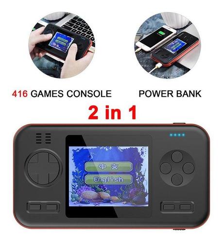 consola switch tipo nintendo power bank 2 en 1