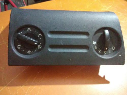 consola tapa mando aire acondicionado fiesta original