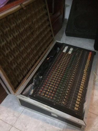 consola tascam m-224 24ch usada perfecto estado audiled