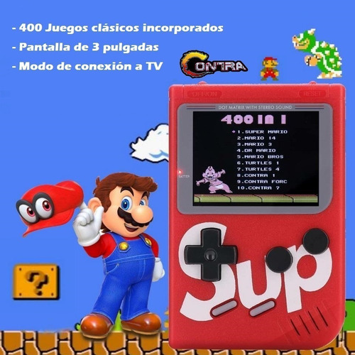 consola video juegos game boy
