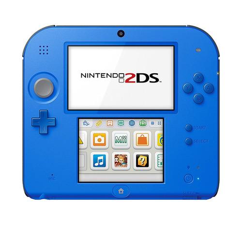 consola videojuego nintendo 2ds