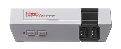 consola videojuego nintendo entertainment system nes classic
