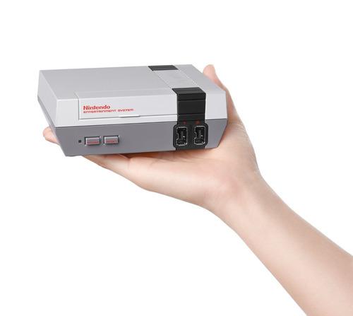 consola videojuego nintendo nes