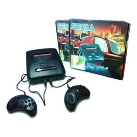 Consola Videojuegos  Sega  De 16bits Con 368 Juegos