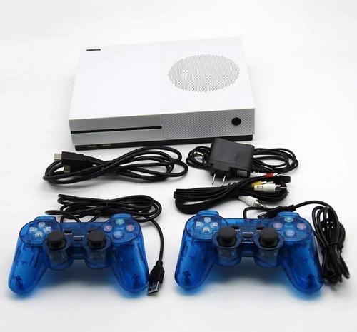 consola videojuegos con juegos