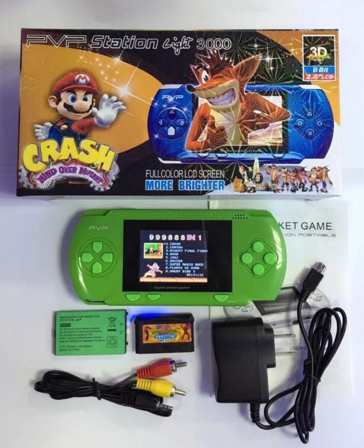 Consola De Videojuegos Portatil Mario Y Masss Family Game 920 00