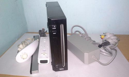 consola videojuegos nintendo wii