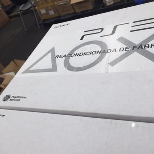 consola videojuegos playstation 3 reacondicionado ibushak