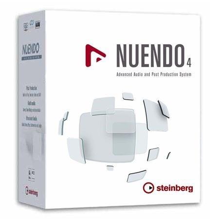 consola virtual steinberg nuendo 4 full plugins -  32/64bits