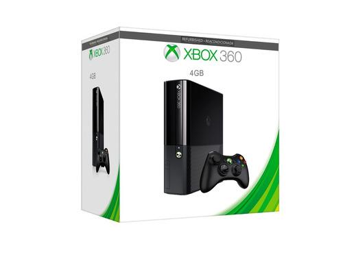 consola xbox 360 4 gb refurbished nueva de fabrica