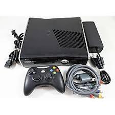 consola xbox 360 slim 250gb chipiado cablehdmi juego varios