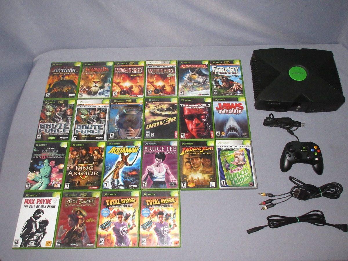 Juegos De Xbox Clasico Descargar Unifeed Club