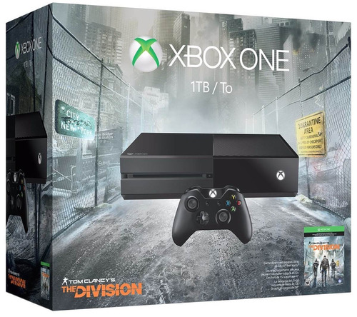 consola xbox one 1tb console tom clancy the division bundle