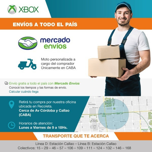 consola xbox one