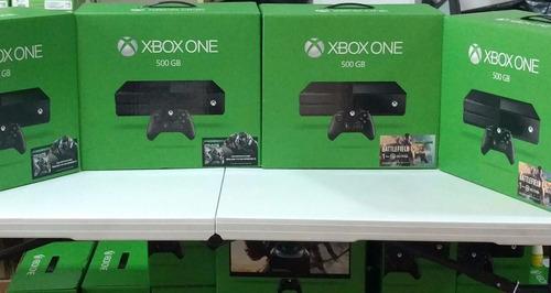 consola xbox one con juego