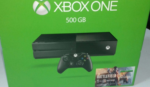 consola xbox one con juego gears of war 4 ¡¡envío gratis!!