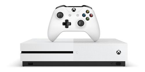consola xbox one s 1tb + joystick + pes 2019 oficial 4k ultra hd blu ray con game pass garantia oficial