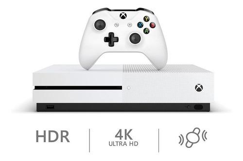 consola xbox one s 4k ultra hd - gtia oficial xbox