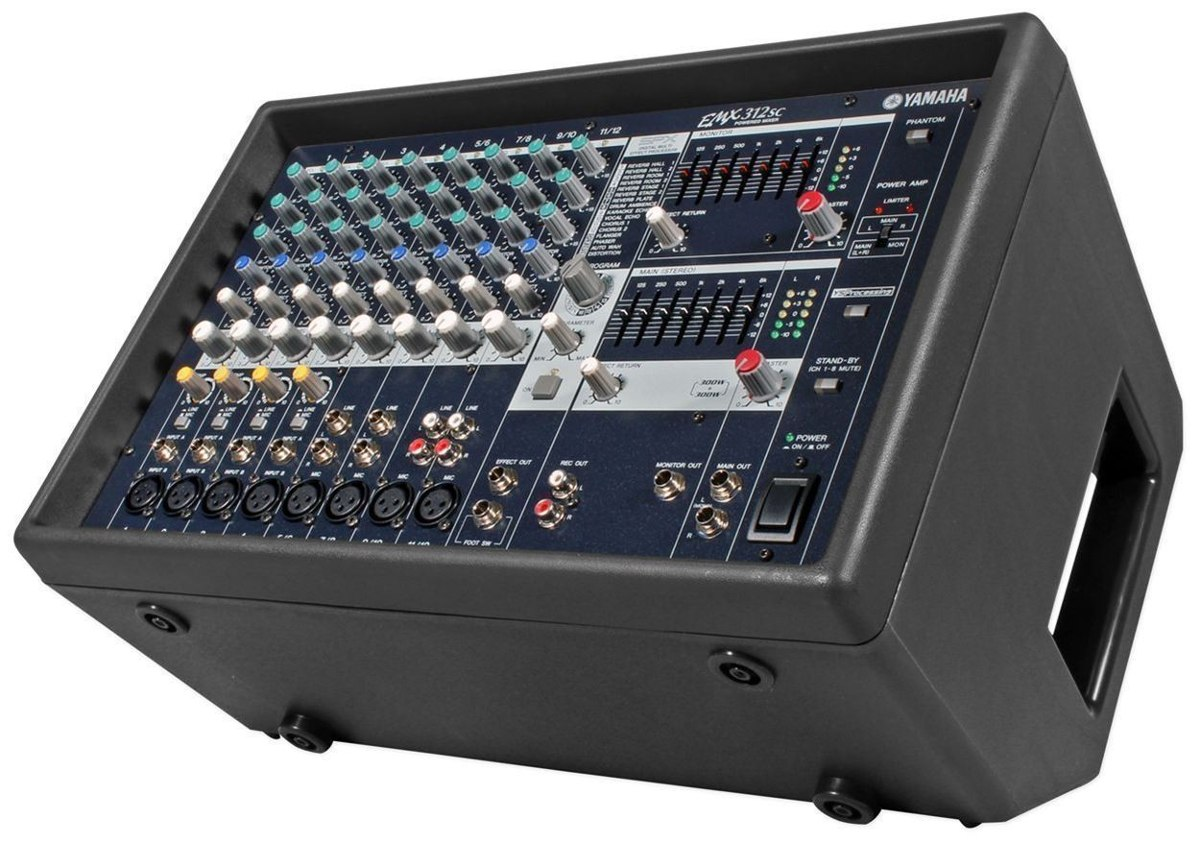 Yamaha F Mixer