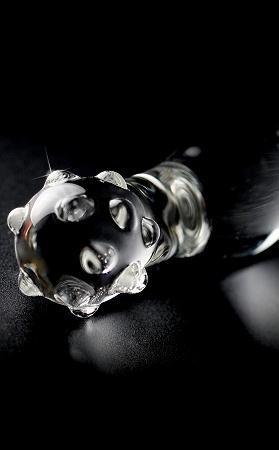 consolador dildo ana discreto cristal soplado juguete sexsho