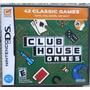 Club House Games Nintendo Ds