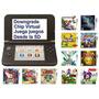 Chip Virtual Sd Juegos 3ds Nintendo 3ds 2ds New A Domicilio