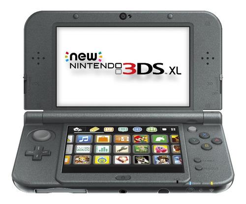 consolas nintendo new 3ds xl 32gb con 40 juegos