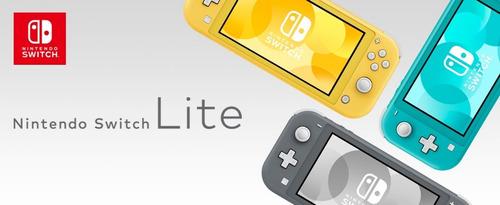 consolas nintendo switch lite 32gb nueva entrega inmediata