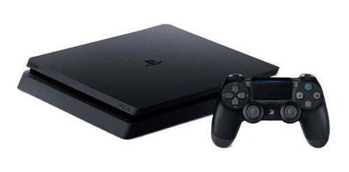 consolas play ps4 playstation 4 1tb slim + 3 juegos fama