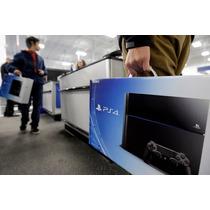 Playstation 4 Ps4 + 7 Juegos + Garantia Financiamient Credix