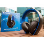Sony Playstation Gold Wireless Headset ** Sellados **