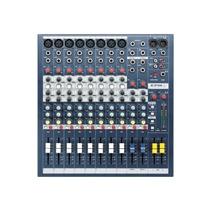 Consola De 8 Canales Exelente Calidad Soundcraft Epm8