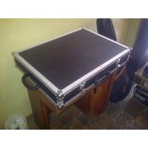 Hard Case Rack Case Para Consolas Medianas Medidas 61x43x11