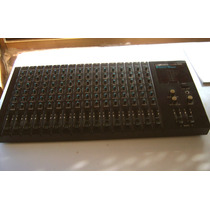 Audio. Cónsola Mezclador Boss Bx-16 Canales Poco Uso.