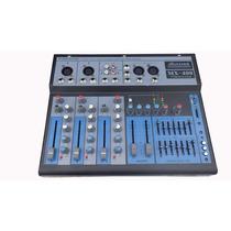 Consola De Audio 4 Canales