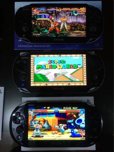 consolas vita juegos