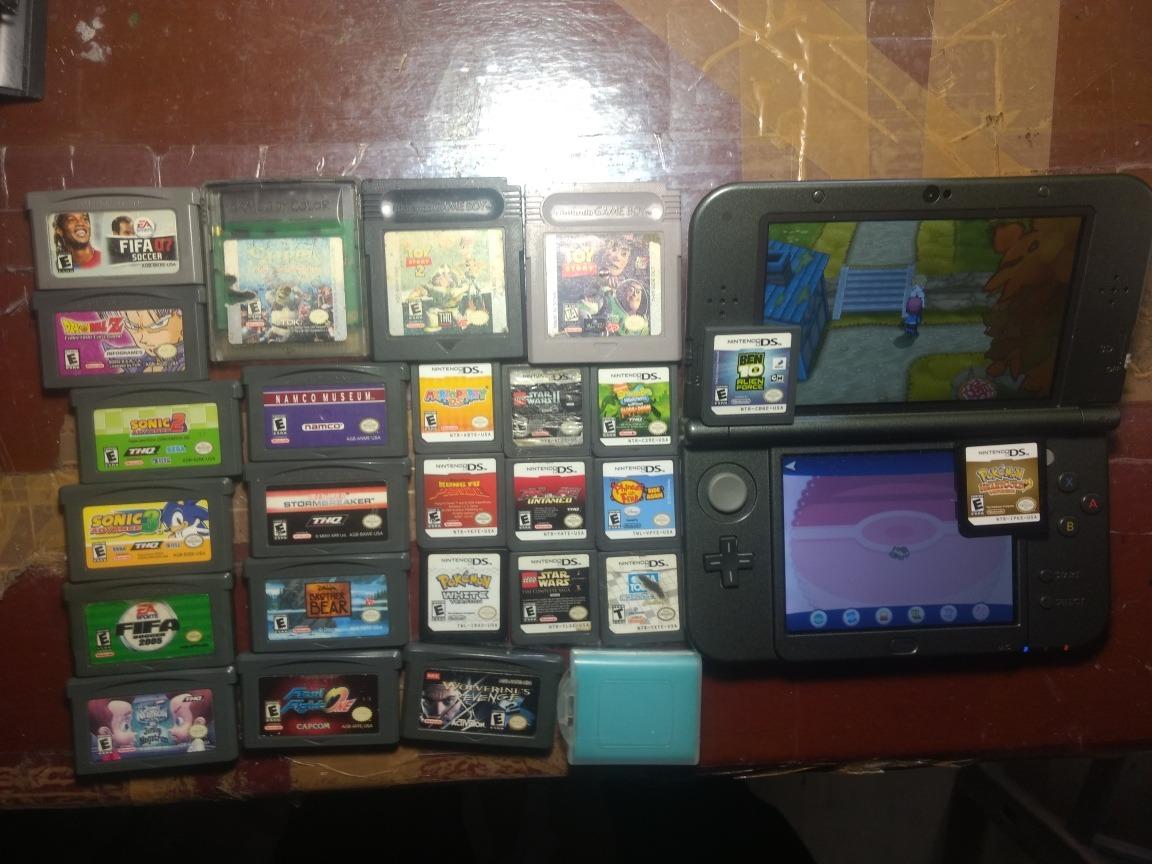 Consolas Y Videojuegos Nds Wii Gba Pokemon Ps3 Y Para Piezas 80000