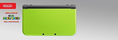 consolasnintendo 3ds xl nueva edición especial verde lima..