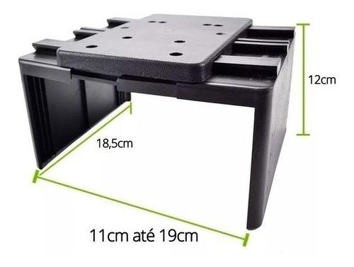 console apoio de braço porta objeto copo toro