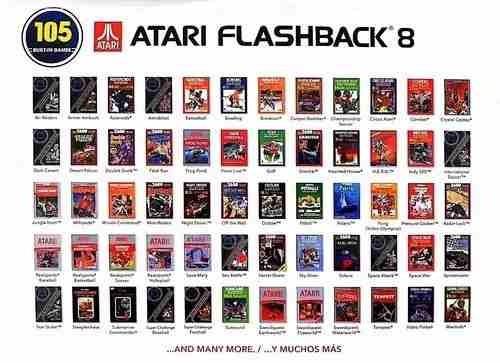 console atari game