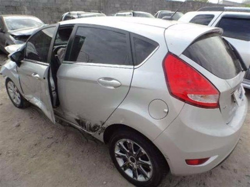 console central do ford new fiesta