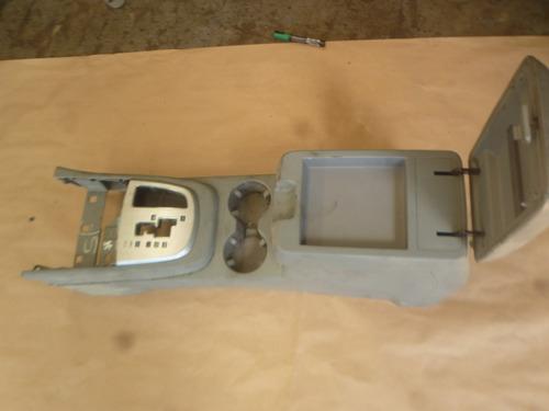 console central  hyundai santa fé 2009