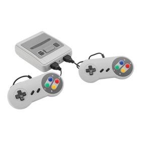 Console Coolbaby Super Mini Sfc Cinza
