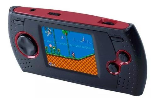 console master system portátil com 40 jogos tectoy