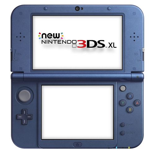 console new nintendo 3ds xl galaxy style