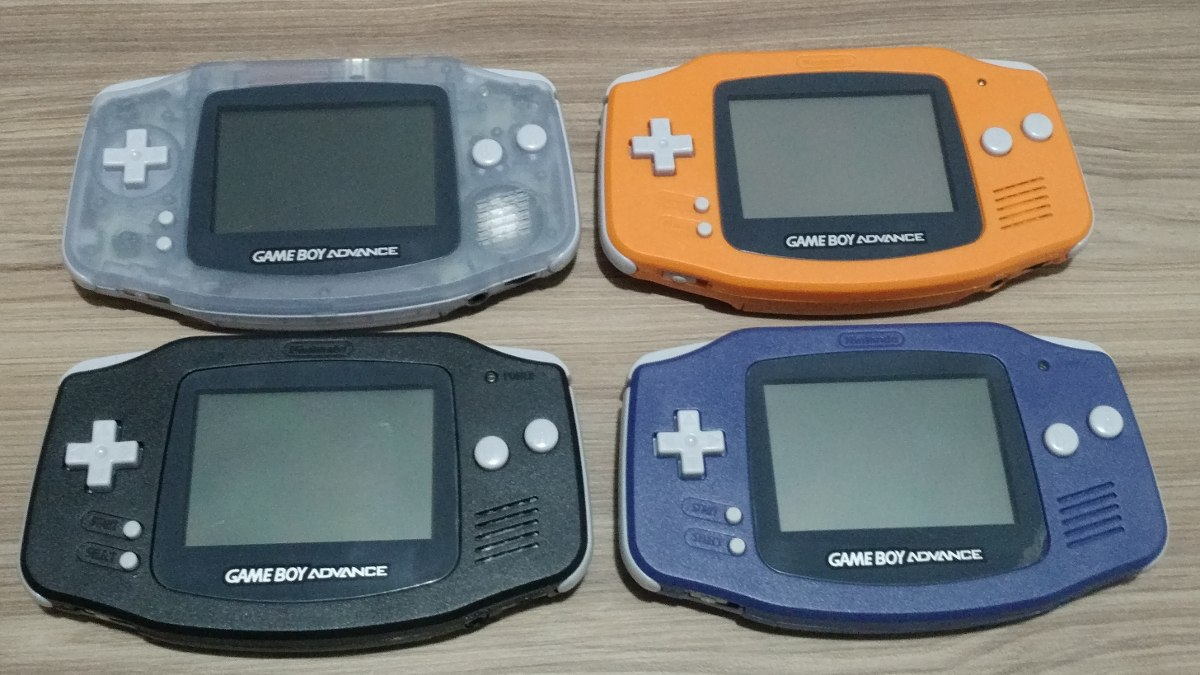Game boy color quanto vale -  Advance Gba 4 Cores Carregando Zoom