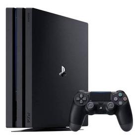 Console Playstation 4 Pro Mostruário + 1 Controle + 1 Jogo